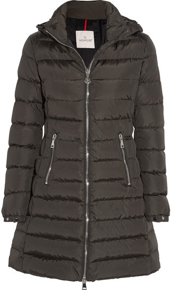 MonclerMoncler - Orophin Quilted Shell Down Coat - Army green