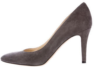 Jimmy Choo Jimmy Choo Victory Suede Pumps