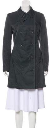 Stella McCartney Double-Breasted Trench Coat w/ Tags