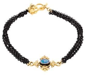 Armenta Diamond & Opal Bracelet