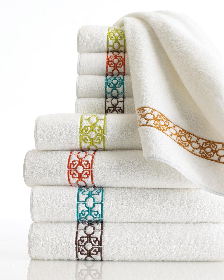 Horchow Mandarin Bath Towel