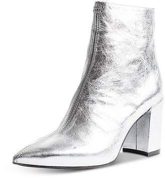 cdf2784ddfbb Zadig   Voltaire Women s Glimmer High-Heel Ankle Boots