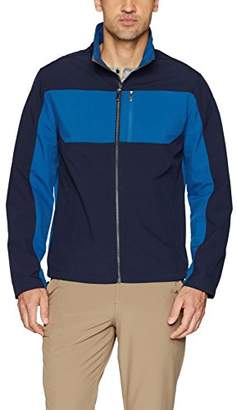 Fog Men's Dalton Bonded Softshell Two Tone Jacket