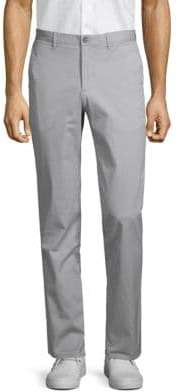 Calvin Klein Classic Slim-Fit Stretch Pants