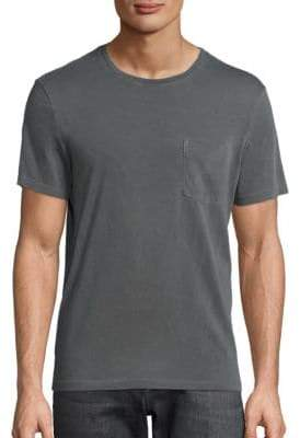 AG Jeans Solid Short Sleeve Tee