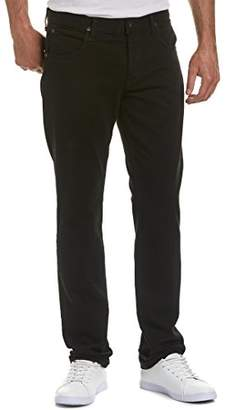 Hudson Men's Blake Slim Straight Leg Twill Pant