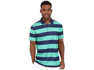 Nike Victory Bold Stripe Polo Men's Short Sleeve Pullover