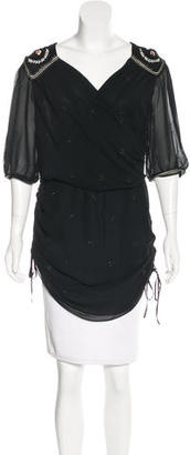 Alice by Temperley Silk Valentine Top w/ Tags $145 thestylecure.com