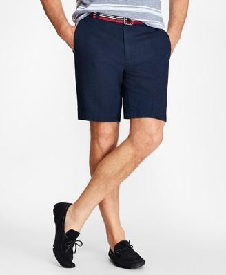 Brooks Brothers Indigo-Dyed Shorts