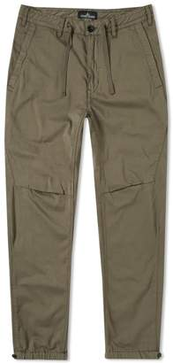 Stone Island Shadow Project Cotton Wool Satin Tapered Pant