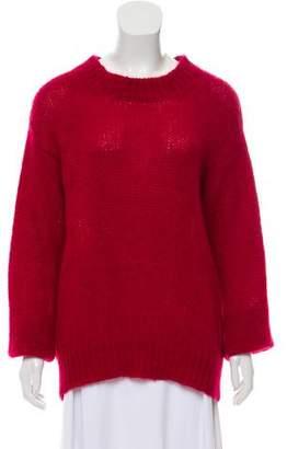 Etoile Isabel Marant Oversize Mohair Sweater