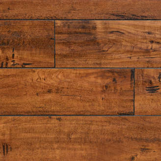 Serradon 5 x 48 x 12.3mm Laminate Flooring in Walnut Harrington