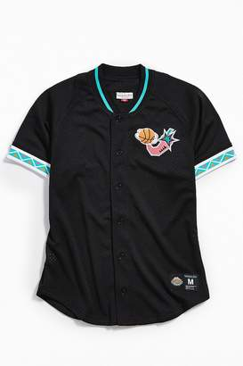 Mitchell & Ness All Stars Mesh Button Front Jersey