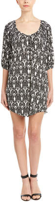 T-Bags LosAngeles tbagslosangeles Los Angeles Printed Shift Dress