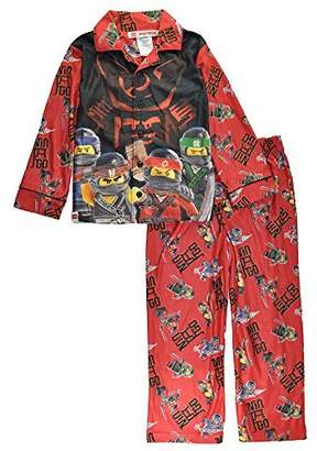Lego SGI Apparel Ninjago Boys Pajamas (Little Kid/Big Kid) (4/5, Ninjago)