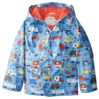 Hatley Rush Hour Classic Raincoat Boy's Coat