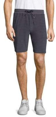 Theory Essential Cotton Sweatshorts