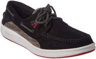 Sperry Men's Gamefish 3-Eye Leather Sneaker