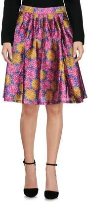 Andrea Incontri Knee length skirts - Item 35302929QV