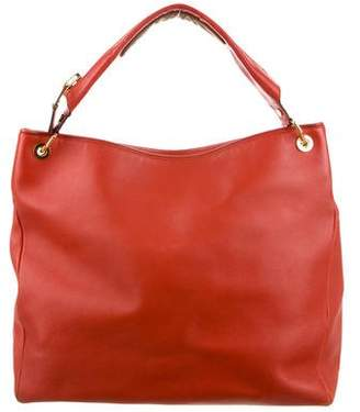 Tom Ford Smooth Leather Hobo