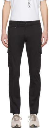 Diesel Black Chi-Thommer Cargo Pants