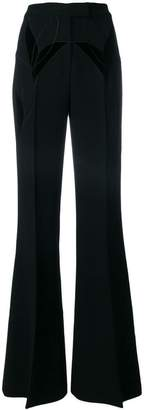 Elie Saab high-waisted flared trousers