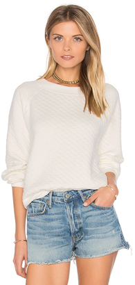 Wildfox Couture Long Sleeve Top $108 thestylecure.com