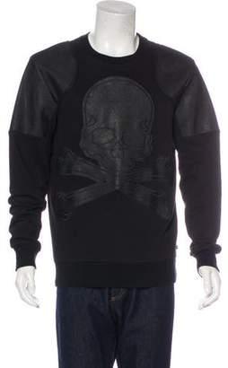Philipp Plein Skull Patterned Sweatshirt