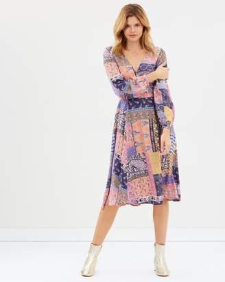 Tigerlily Tejano Dress