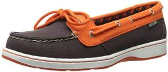 Eastland Women's Sunset MLB Orioles Boat Shoe