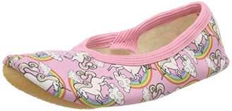 Beck Girls' Rainbow Gymnastics Shoes