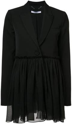 Givenchy flared blazer