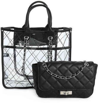 Steve Madden Bcarry Tote & Crossbody Bag Set - Women's