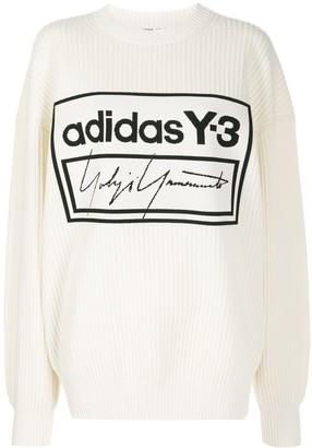 Y-3 Techknit crew sweater