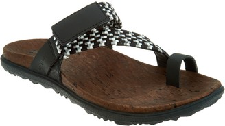Merrell Woven Sport Sandals - Around Town Sunvue Thong