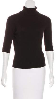 Celine Turtleneck Cashmere Top