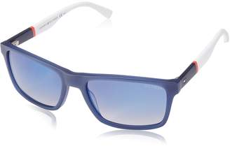 Tommy Hilfiger Th1405s Rectangular Sunglasses