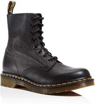 Dr. Martens Pascal Leather Combat Boots