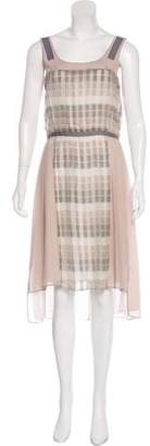 Rag & Bone Silk Midi Dress