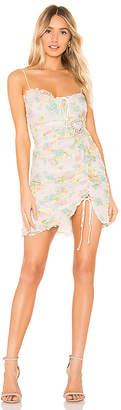 For Love & Lemons Serafine Mini Dress