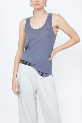 Michael Lauren Tank W/side Inserts
