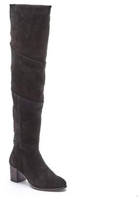 Matisse Peony Suede Over-the-Knee Boot