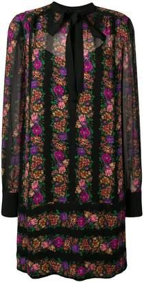 Twin-Set floral printed dress