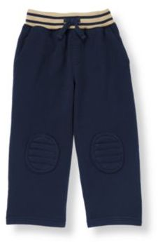 Janie and Jack Knee Patch Knit Pant