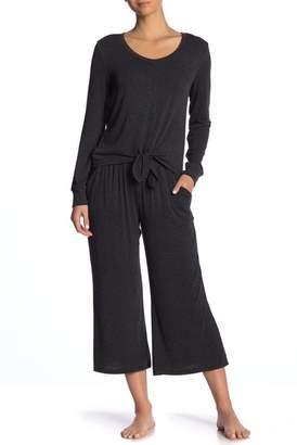 Shimera Cropped Lounge Pants