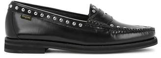 G.H. Bass & Co Winter Studded Leather Loafers
