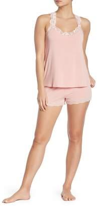 PJ Salvage Basics Stretch Modal Pajama Shorts