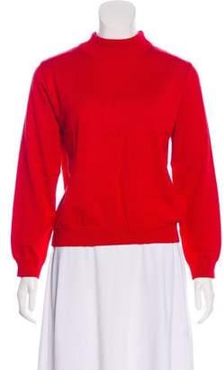 Pendleton Mock Neck Long Sleeve Sweater