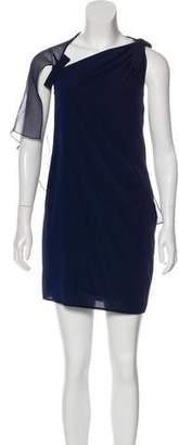 3.1 Phillip Lim Asymmetrical Cape Dress w/ Tags