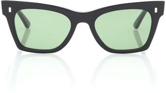 Celine Rectangular cat-eye sunglasses